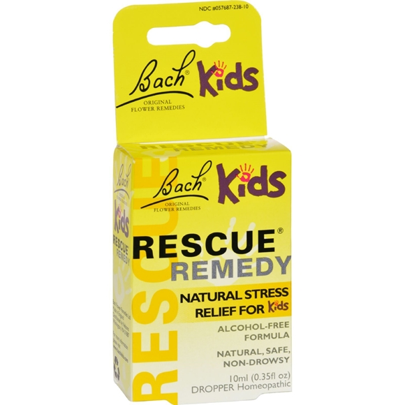 Picture of Bach Flower Remedies Rescue Remedy Kids - 0.35 fl oz