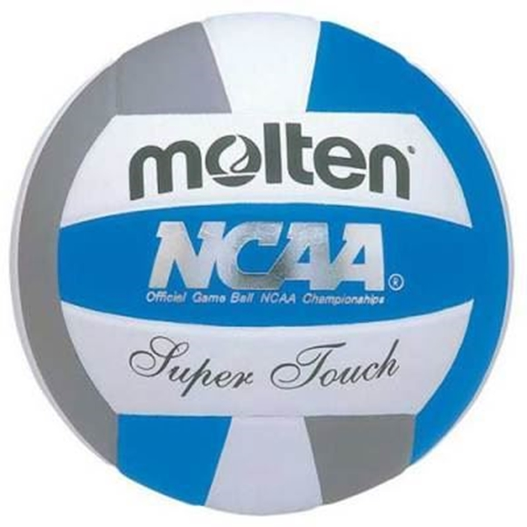 Picture of Molten® NCAA® Super Touch Official-Size Indoor Volleyball